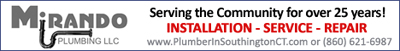 Plumber Southington CT
