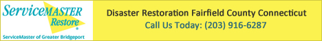 Disaster Restoration Fairfield County Connecticut